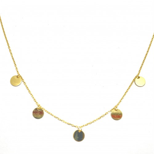 Little medals Necklace