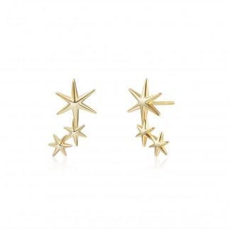 copy of 80s star earrings