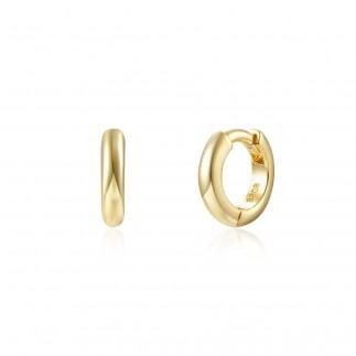 Hoop earrings size m