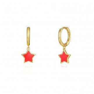 Aros Estrella Roja