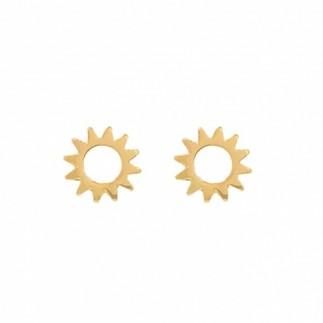 Pendientes Sol Hueco