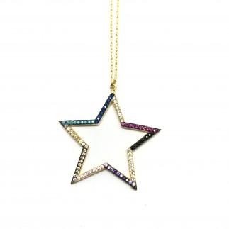 Collar Estrella grande