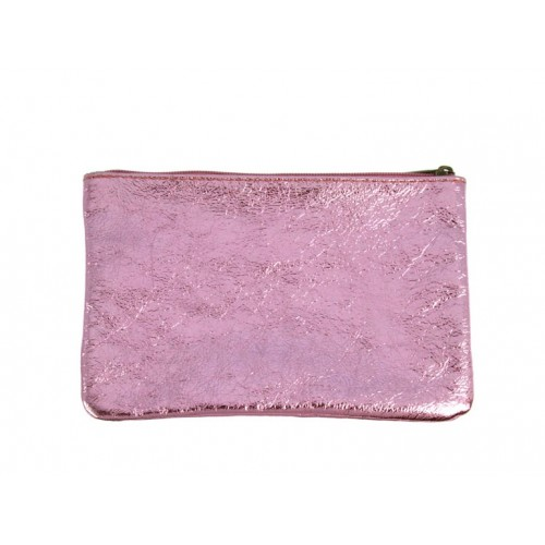 Medium leather purse
