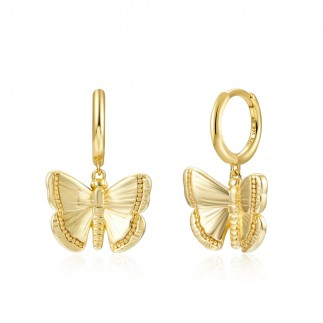 Butterflies hoops